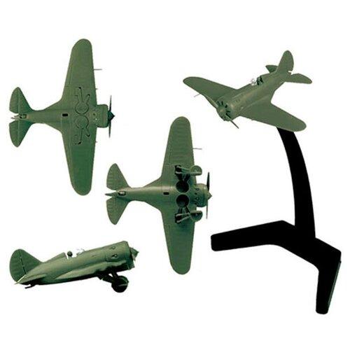 Сборная модель ZVEZDA Советский истребитель И-16 (6254) 1:144