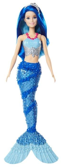 Кукла Barbie Дримтопия Волшебная русалочка, 30 см, FJC92