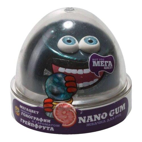 Жвачка для рук NanoGum эффект голографии и аромат грейпфрута 50 гр (NGHG50)Игрушки-антистресс<br>