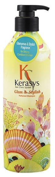 Купить KeraSys <b>шампунь</b> Perfumed Glam&Stylish по выгодной ...