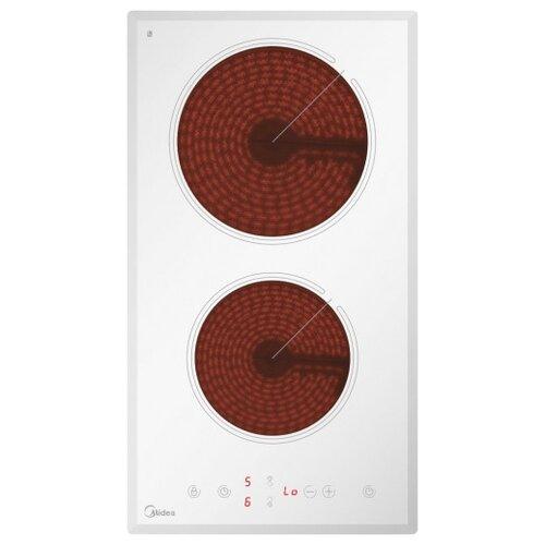 Электрическая варочная панель Midea MCH32130FW