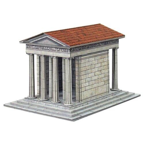 Сборная модель Умная Бумага Храм Ники Аптерос (338) 1:87Сборные модели<br>
