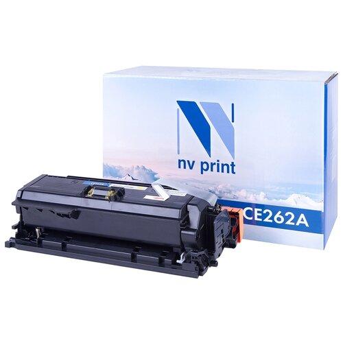 Фото - Картридж NV Print CE262A для HP, совместимый картридж nv print q7551x для hp совместимый
