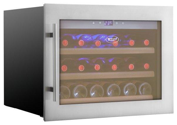 Встраиваемый винный шкаф Cold Vine C18-KSB1
