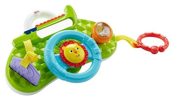 Интерактивная развивающая игрушка Fisher-Price Обучающий руль
