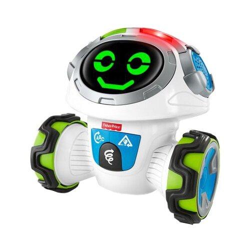 Купить Интерактивная развивающая игрушка Fisher-Price Думай и учись. Мови белый, Развивающие игрушки