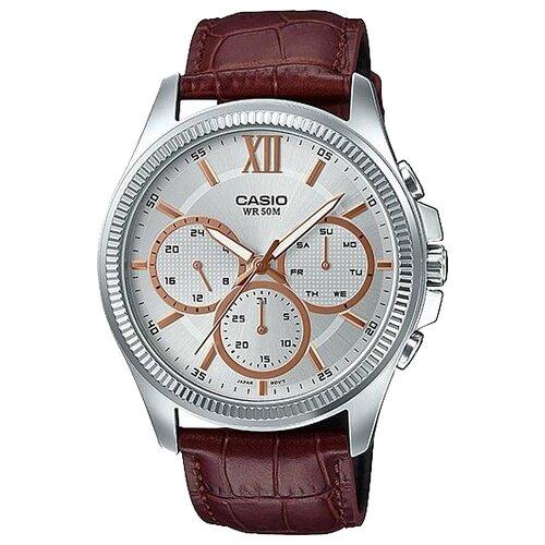 Фото - Наручные часы CASIO MTP-E315L-7A наручные часы casio mtp 1253d 7a