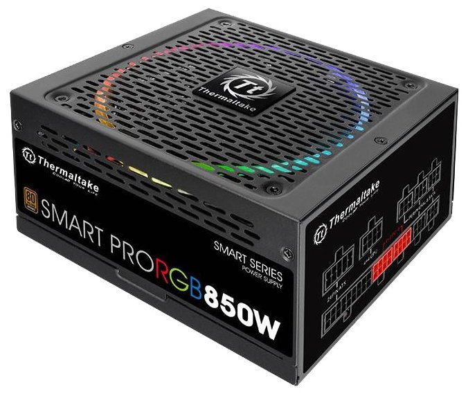 Thermaltake Блок питания Thermaltake Smart Pro RGB Bronze 850W