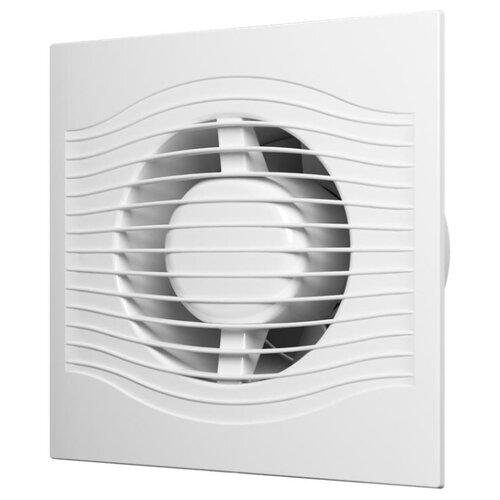 Вытяжной вентилятор DiCiTi SLIM 5C MR-02, white 10 ВтВентиляторы вытяжные<br>