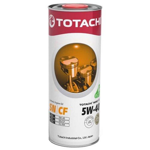 Фото - Синтетическое моторное масло TOTACHI NIRO LV Synthetic 5W-40 1 л синтетическое моторное масло totachi niro lv synthetic 5w 40 4 л
