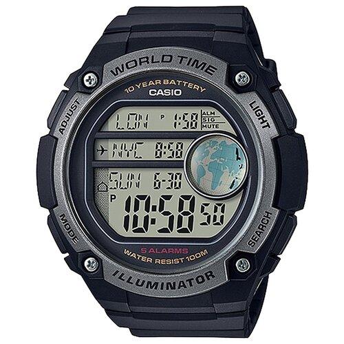 Наручные часы CASIO AE-3000W-1A casio часы casio ae 2100w 4a коллекция digital