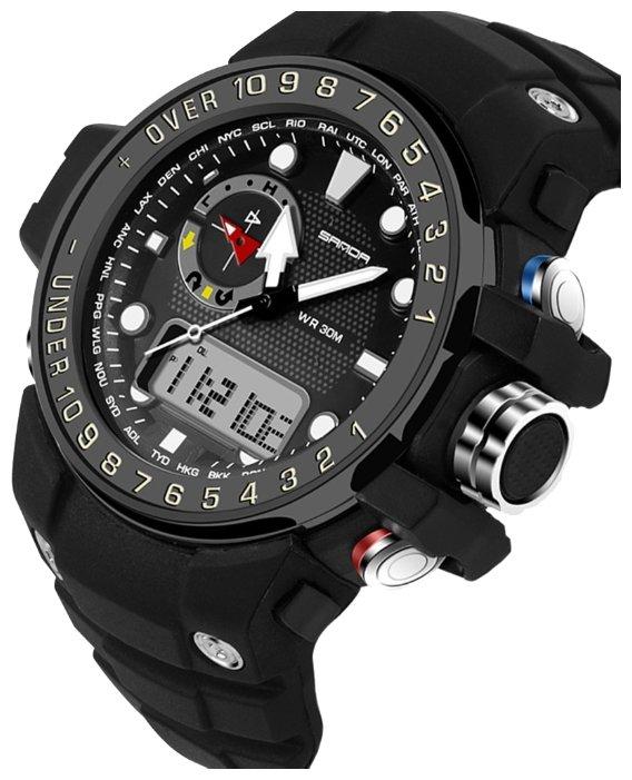 Sanda 399 Black