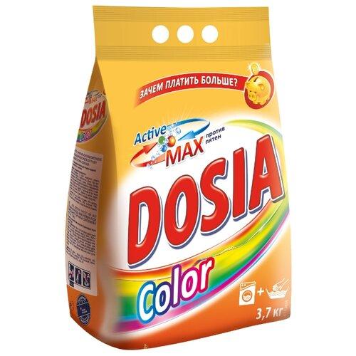 Стиральный порошок Dosia Color 3.7 кг пластиковый пакет