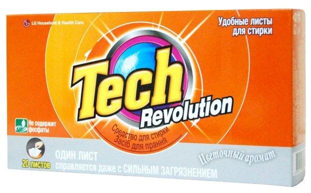 Салфетки LG H&H Tech Revolution Цветочный аромат (автомат)