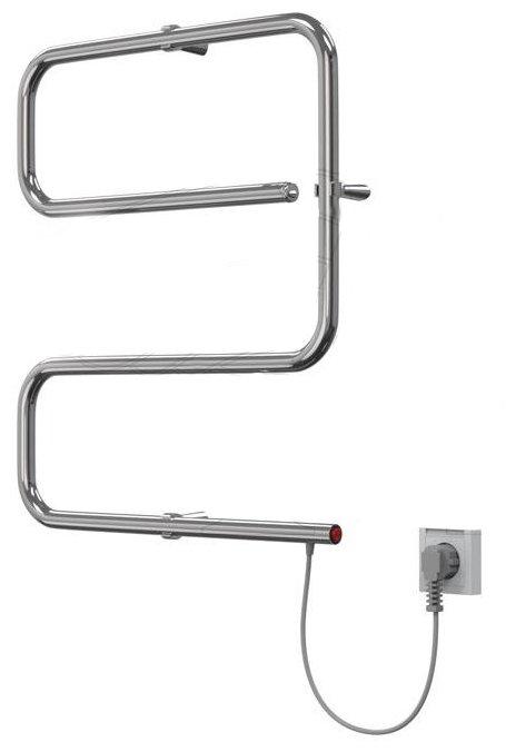 Электрический полотенцесушитель Арго Лабиринт 60x51 Э кнопка