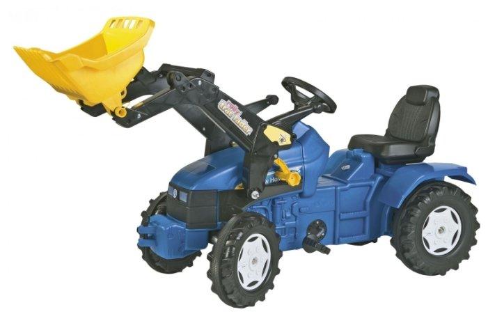 Веломобиль Rolly Toys New Holland TD 5050 (46713)