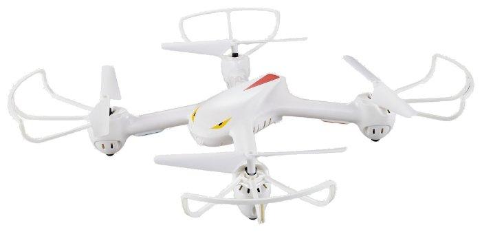 Квадрокоптер MJX X708 белый фото 1
