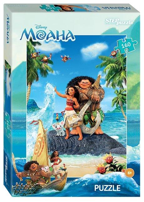 Пазл Step puzzle Disney Моана (94062), 160 дет.