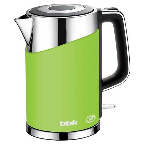Чайник BBK EK1750P, зеленый