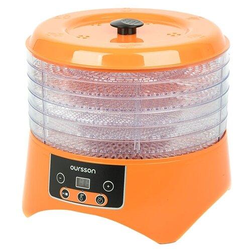Купить со скидкой Сушилка Oursson DH2300/2302/2303 оранжевый
