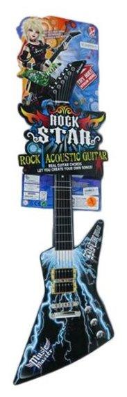 Shantou Gepai гитара Rock Star ZK88001A-10
