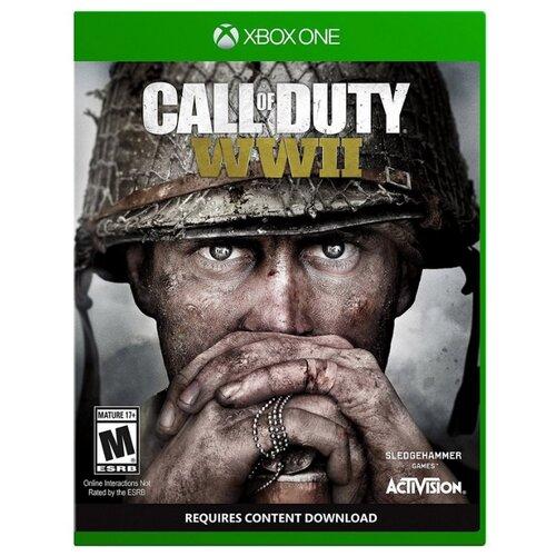 Игра для Xbox ONE Call of Duty: WWII