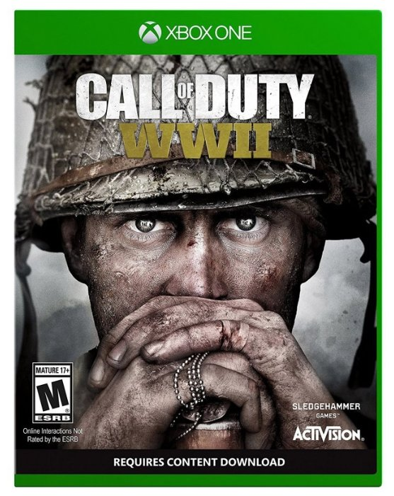 Call of Duty: WWII (ENG)(PS4)