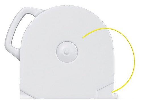 PLA пруток 3D Systems CubePro 1.75 мм желтый