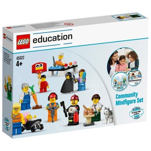 Купить Конструктор LEGO Education PreSchool DUPLO Городские жители 45022, Конструкторы