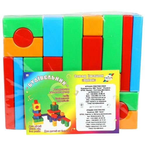 Кубики Orion Toys Строитель 511