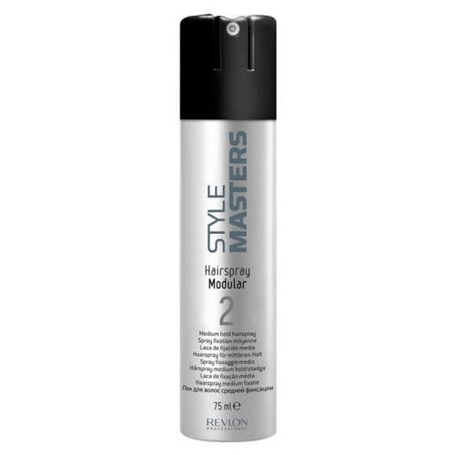 Фото - Revlon Professional Лак для волос Style masters Modular, средняя фиксация, 75 мл ollin professional лак для волос style hairspray средняя фиксация 450 мл