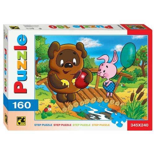 Купить Пазл Step puzzle Союзмультфильм Винни Пух (72004), 160 дет., Пазлы