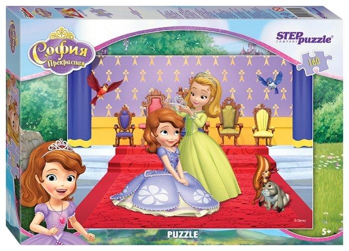 Пазл Step puzzle Disney Принцесса София (94044), 160 дет.