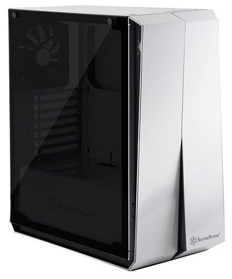 SilverStone Компьютерный корпус SilverStone RL07W-G White