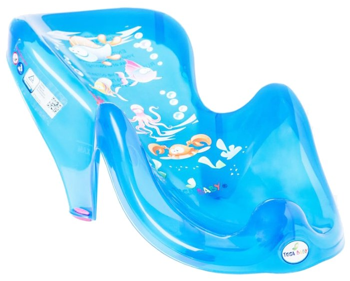 Горка для купания Tega Baby Premium Aqua