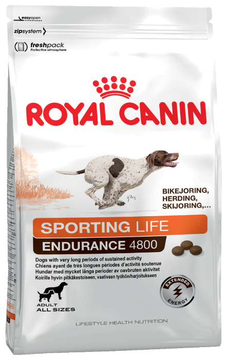 Корм для собак Royal Canin Endurance 4800 для активных животных