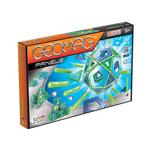 Купить Магнитный конструктор GEOMAG Panels 464-192, Конструкторы