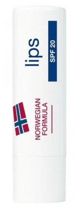Neutrogena Гигиениическая помада Norwegian formula SPF 20