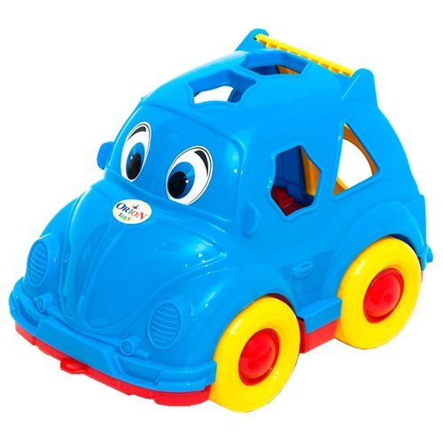 Купить Сортер Orion Toys Автомобиль Жук, Сортеры