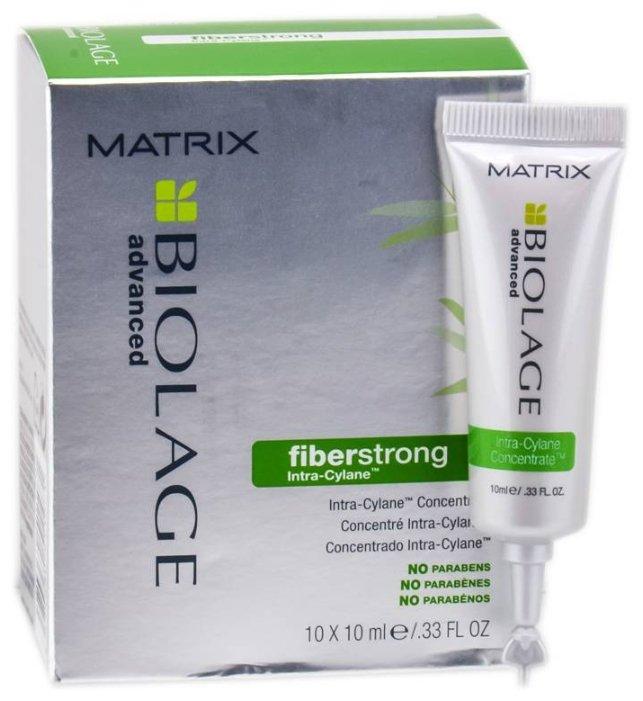 Biolage Сыворотка концентрированная для ослабленных волос Fiberstrong Intra-Cylane