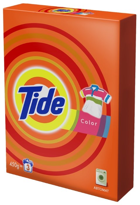 Стиральный порошок Tide Color (автомат)