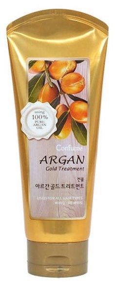 Kwailnara Confume Маска для волос с аргановым маслом и золотом