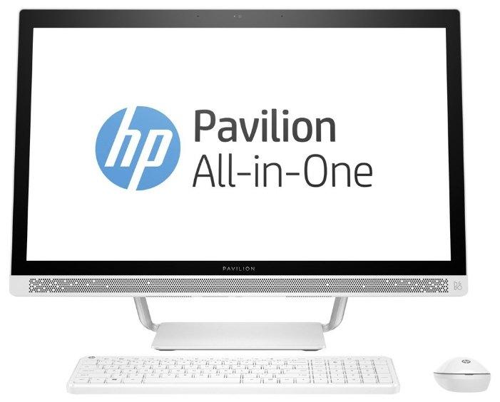 Моноблок 27`` HP Pavilion 27-a154ur (Z0K56EA)