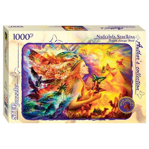 Купить Пазл Step puzzle Авторская коллекция Фантастический мир (79533), элементов: 1000 шт., Пазлы