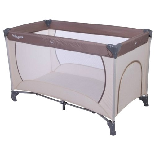 Купить Манеж-кровать Baby Care Arena beige/coffee, Манежи