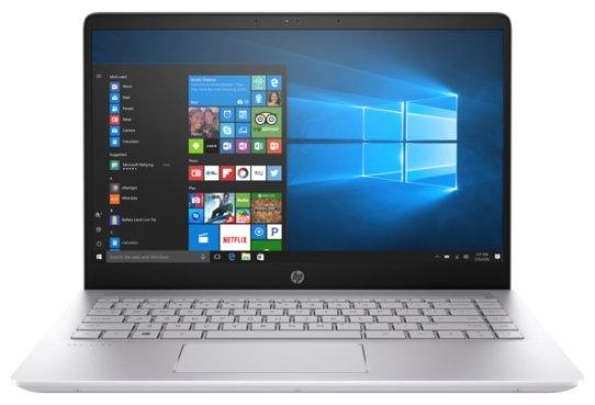 Ноутбук HP PAVILION 14-bf012ur (Intel Core i5 7200U 2500 MHz/14