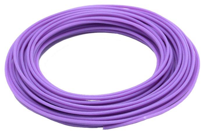 PLA пруток Sunlu 1.75 мм фиолетовый светонакопительный