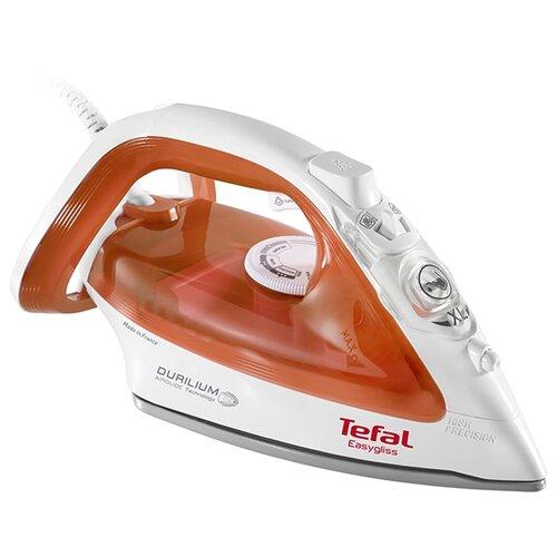 цена на Утюг Tefal FV3952 белый/красный
