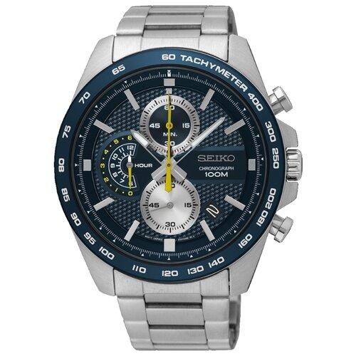 цена Наручные часы SEIKO SSB259 онлайн в 2017 году
