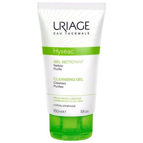 Uriage гель очищающий Hyseac, 150 мл мыло uriage